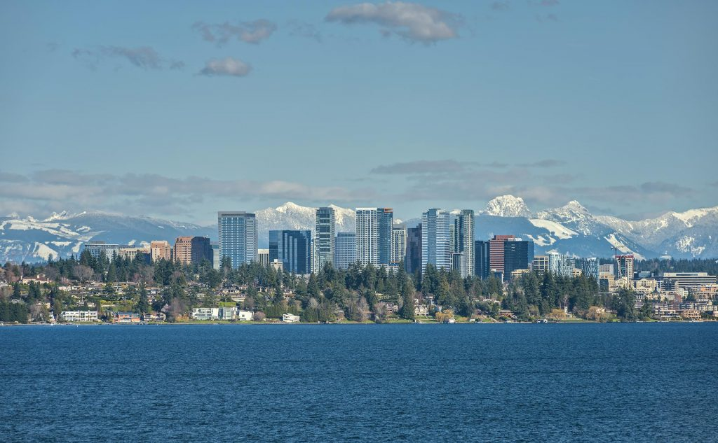 Lake Photo Of Bellevue Washington